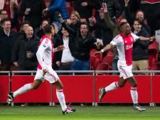 Ongeïnspireerd Ajax heeft aan vroege goal Bazoer genoeg