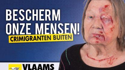 Het kan niet vuil genoeg voor Vlaams Belang