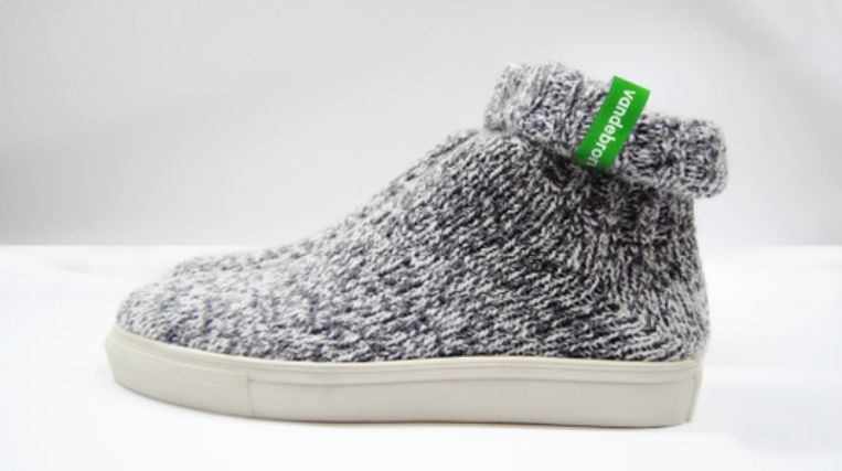 Van sok tot schoen, in het 'Geitenwollen Sokken Atelier' wordt het mogelijk