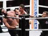 Mooiste foto's van het gevecht tussen Rico en Jamal