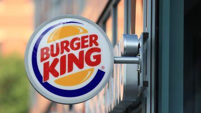 """Burger King """"aupent in 't etteke Brussel, Menneke-Pis zievert al van de goesting"""""""