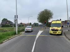 Fietser gewond na aanrijding met auto in Almelo