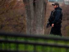 Witte Huis afgesloten na vondst verdacht pakket