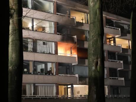 Dode bij brand in serviceflat in Soest