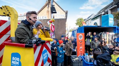 """Bornem verslaat Temse met 12.215 kilogram in 'Grote Klein Elektro Strijd' voor Rode Neuzen Dag: """"De brug is nu écht van ons!"""""""