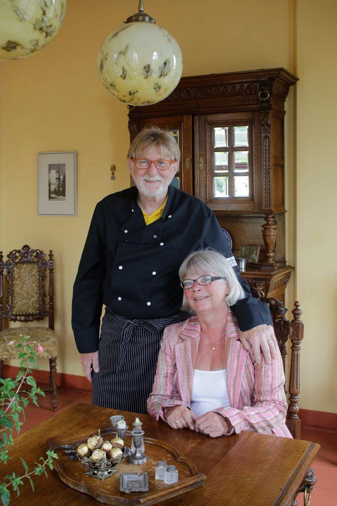 Mieke en Willem Veltman. Foto: Karel Zwaneveld