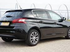 Luxe Peugeot gestolen bij garagebedrijf in Heijen