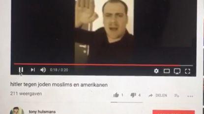 Tony Hulsmans (N-VA) niet langer kandidaat na Hitler-parodie