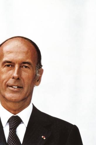 PORTRET. Valéry Giscard d'Estaing (94) overleden aan gevolgen Covid-19: volmaakte maar één termijn, maar legde basis van de EU