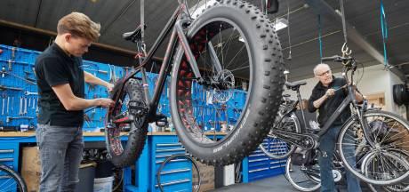 E-bike maakt halve elektricien van plaatselijke fietsenmaker
