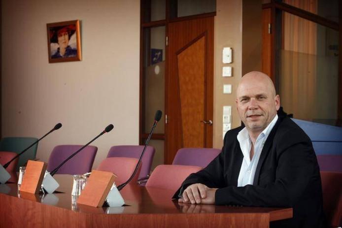Toon Antonis. foto Jurriaan Balke