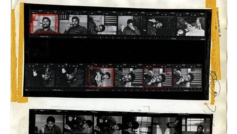 Che Guevarra Beeld Rene Burri / Magnum Photos