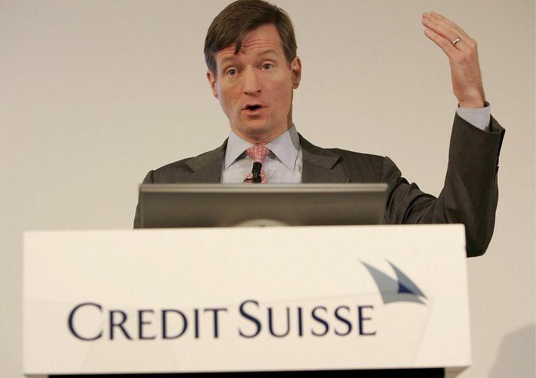 De Zwitserse zakenbank spreekt van 'bedrog op ongekende schaal'. Foto EPA Beeld