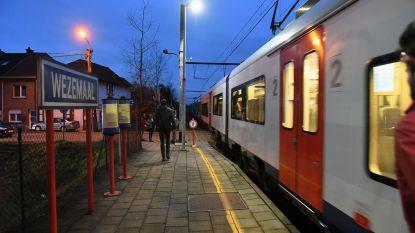 Illegalen nemen steeds vaker trein naar Wezemaal