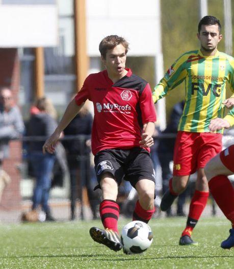 Hannema traint mee bij Staphorst tot hij terug naar de Verenigde Staten kan