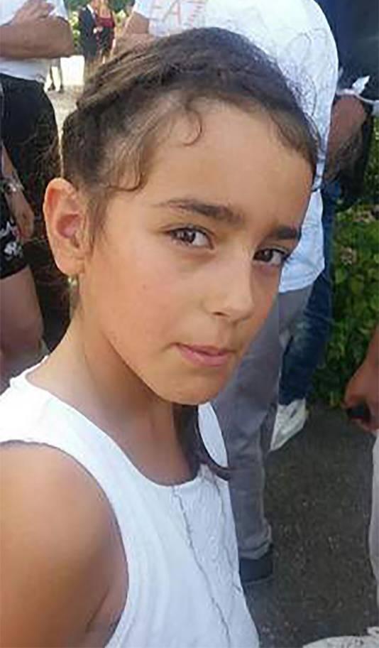 De 8-jarige Maëlys De Araujo.