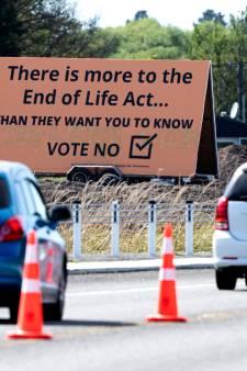 Nieuw-Zeeland stemt voor legaliseren euthanasie