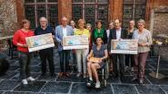 Handelscomité Zuid-Oost stopt: 5.100 euro naar drie goede doelen