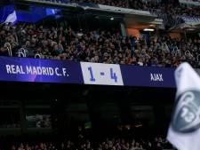 Ajax schrijft historie in hoofdletters