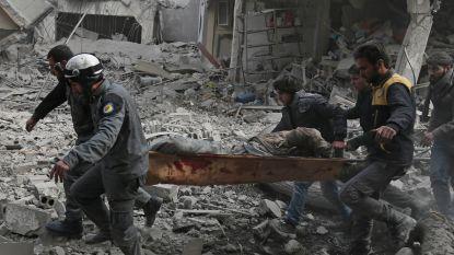 """VN """"diep bezorgd"""" over escalatie van geweld in Oost-Ghouta"""