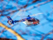 Vermiste vrouw (56) gevonden na zoektocht met helikopter bij Nunspeet