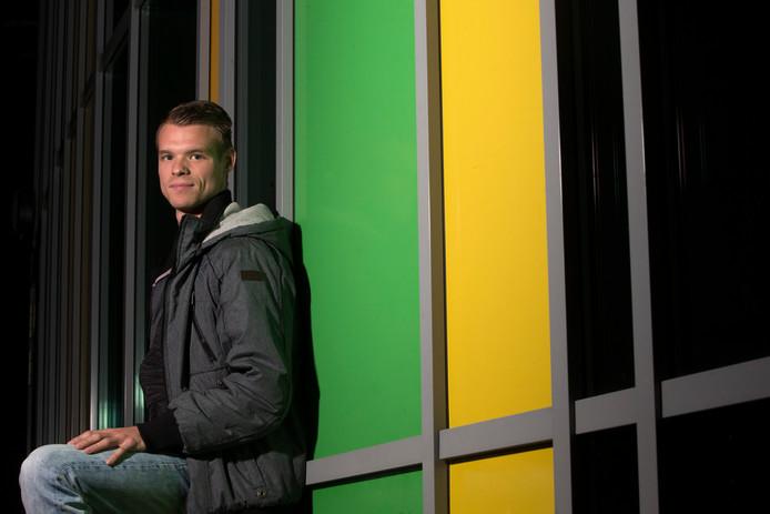 DVC'26-speler Niels Hendriksen