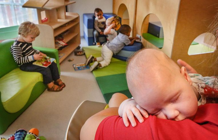 De BKO zoekt vrijwilligers die zich met de kindjes komen bezighouden.