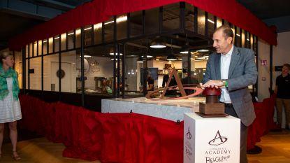 Chocolate Nation verwelkomt derde Chocolate Academy Center van Callebaut