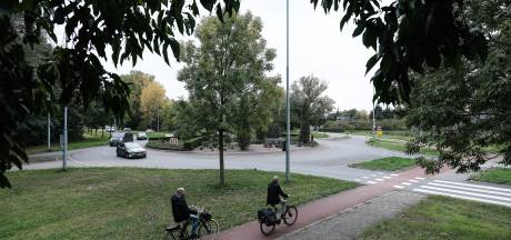'Maak van Europaweg geen Berlijnse muur'; buurt tegen verdwijnen fietsrotonde