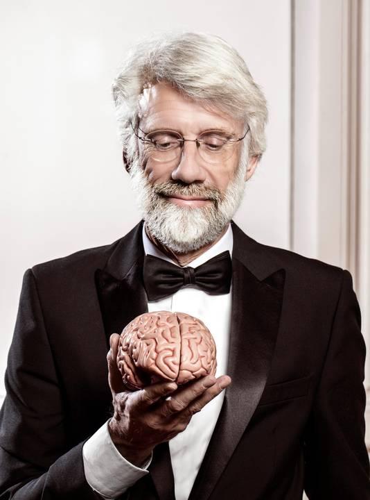 Neuropsycholoog Erik Scherder