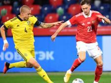 EK-eindronde lijkt wat verder weg voor Sebastian Holmén
