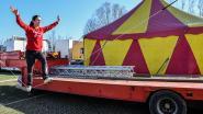 Nog volop zomer, maar corona dwingt Circus Barones nu al tot winterstop