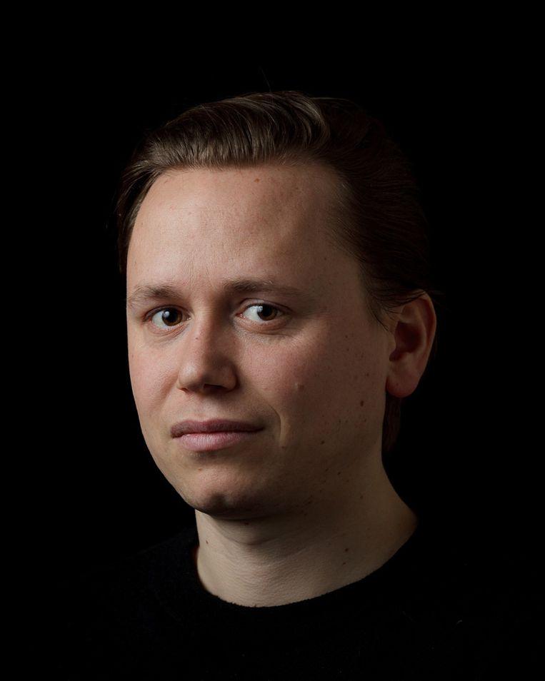 David Jablonowski Beeld Peter Lipton / de Volkskrant