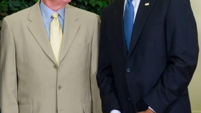 """Obama: """"Neil Armstrong was één van de grote Amerikaanse helden"""""""