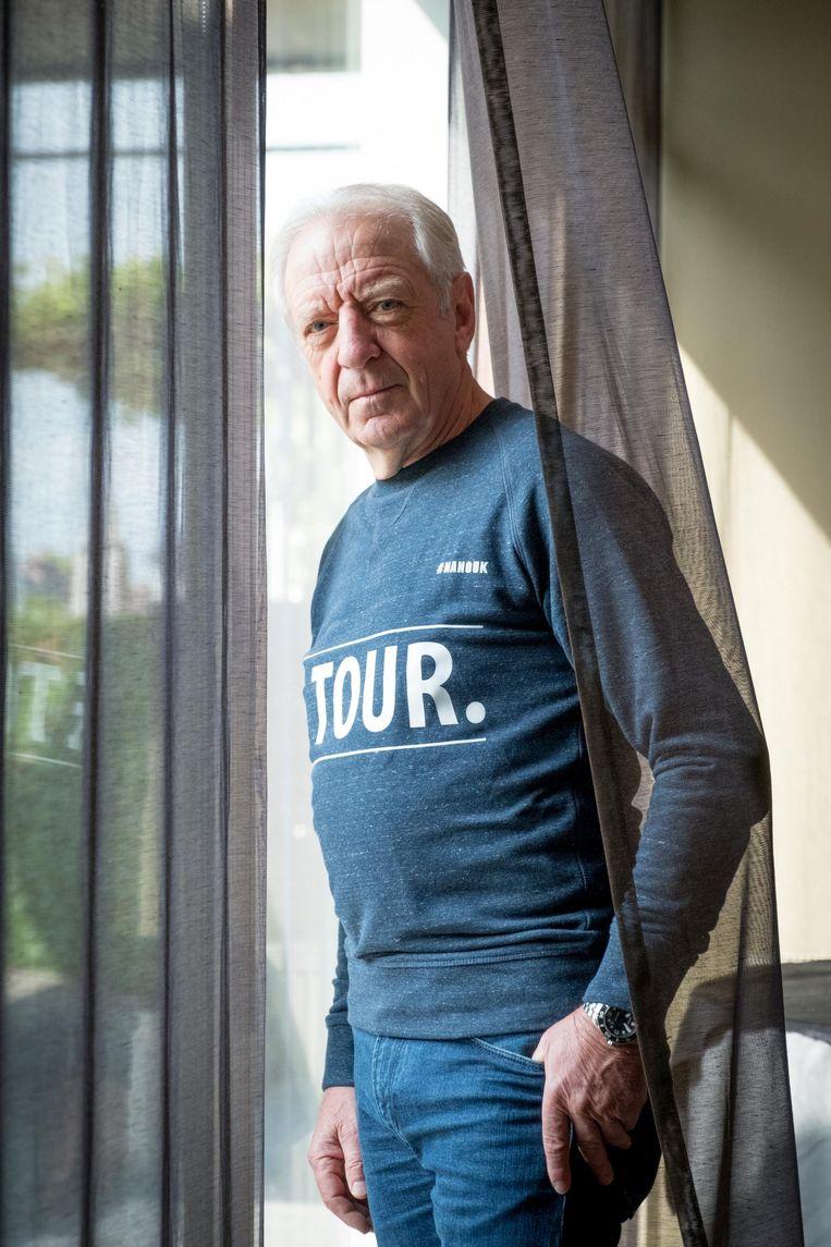"""José De Cauwer beleeft nog altijd plezier aan de Tour. """"Maar een plezierreisje is het allerminst."""""""