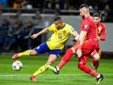 Zweden opent EK-kwalificatie met kleine zege op Roemenië