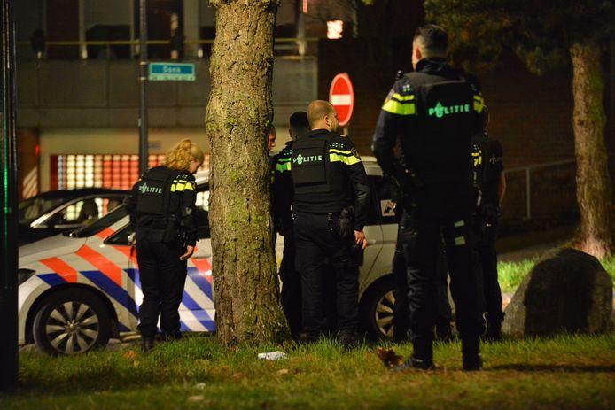 Man aangehouden bij de Donk in Breda.
