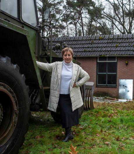Karin Bruers heeft voor Oisterwijk 'horeca in atelier' in petto