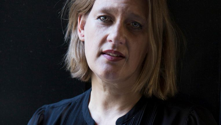 Josje Kraamer: 'Ik leg de boeken van mijn auteurs op de net iets meer zichtbare stapel' Beeld Inta Nahapetjan
