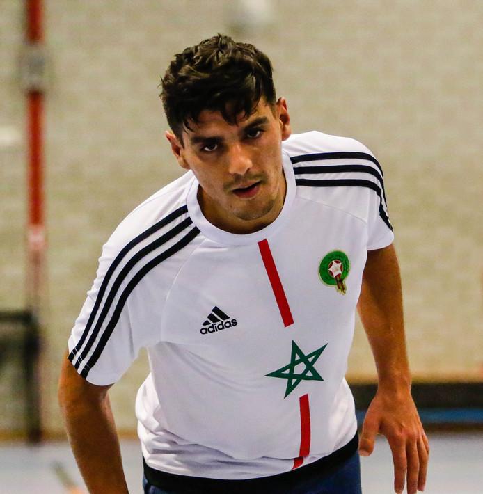 Zaalvoetballer Saíd Bouzambou is terug bij eredivisionist Groene Ster Vlissingen.