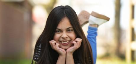 Razende reporter Linne is pas 10 jaar oud en gooit nu al hoge ogen bij het Jeugdjournaal