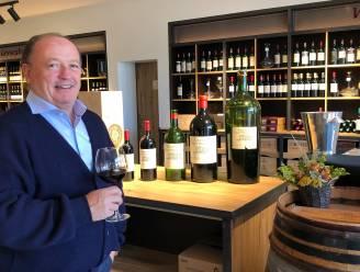 """Jean-Pierre Van Geyseghem (65) steekt wijnhandel in nieuw jasje : """"Waarom zou ik al aan stoppen denken ?"""""""