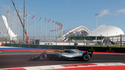 Bottas troeft ploegmaat Hamilton af en pakt de pole in Rusland, Stoffel Vandoorne sneuvelt weer in Q1