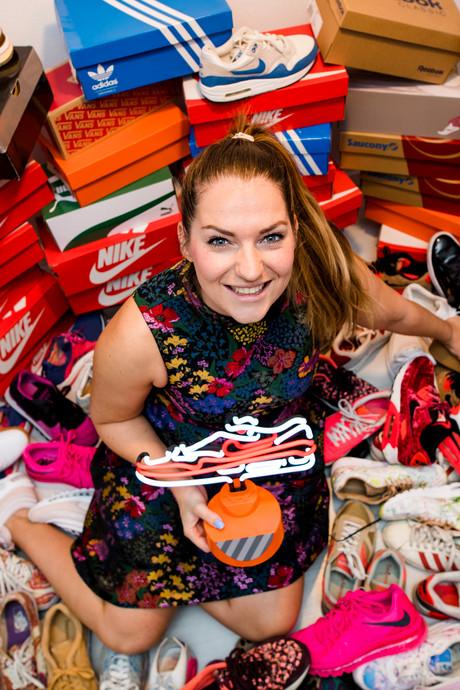Verslaafd aan sneakers: 'Het voelt als kiezen tussen je kinderen'
