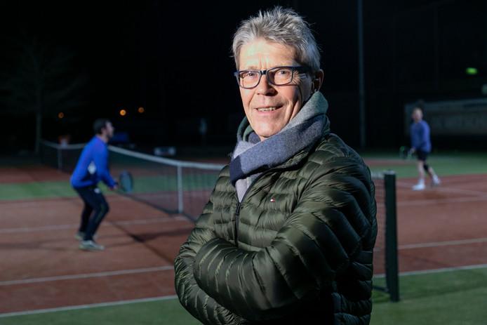 Paul Schoenmakers,  voorzitter TV De Hopbel in Schijndel.