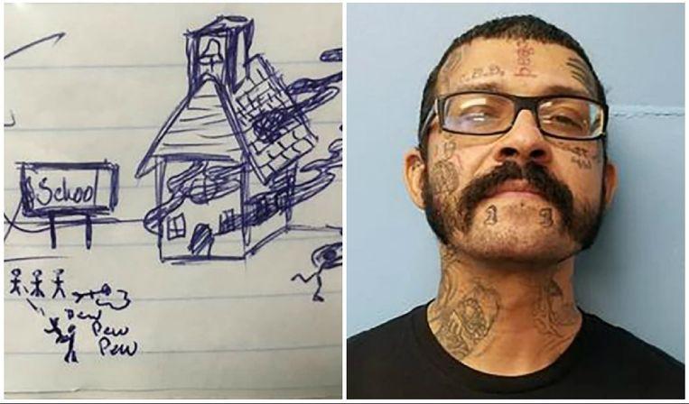 Robert Paul Alexander Edwards (33) zit in de cel.