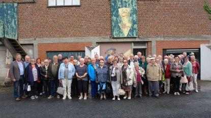 S-Plus Zillebeke trekt op daguitstap naar Nederland