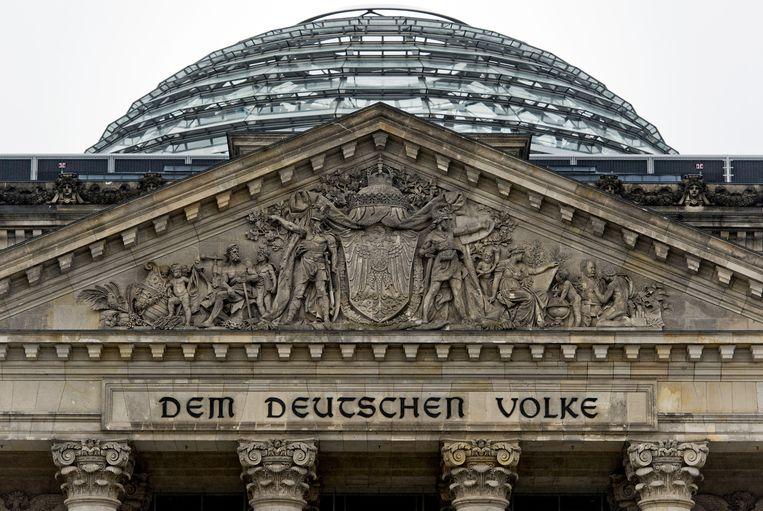 De Duitse Bondsdag Beeld anp