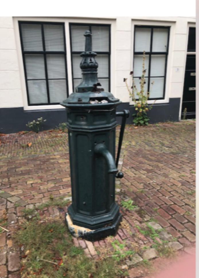 Oude Gietijzeren Waterpomp.Waar Is De Oude Waterpomp Van Vlissingen Walcheren Pzc Nl