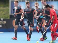 Nederland met ruime zege op China naar halve finale World League